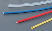 Glass Sleeving Coated with Silicone Varnish and Dried